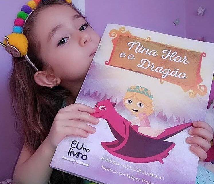 Nina Flor e o Dragão